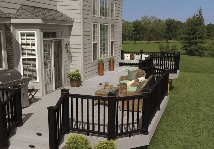 how much does a composite deck cost compared to a wood deck find out the straight answer