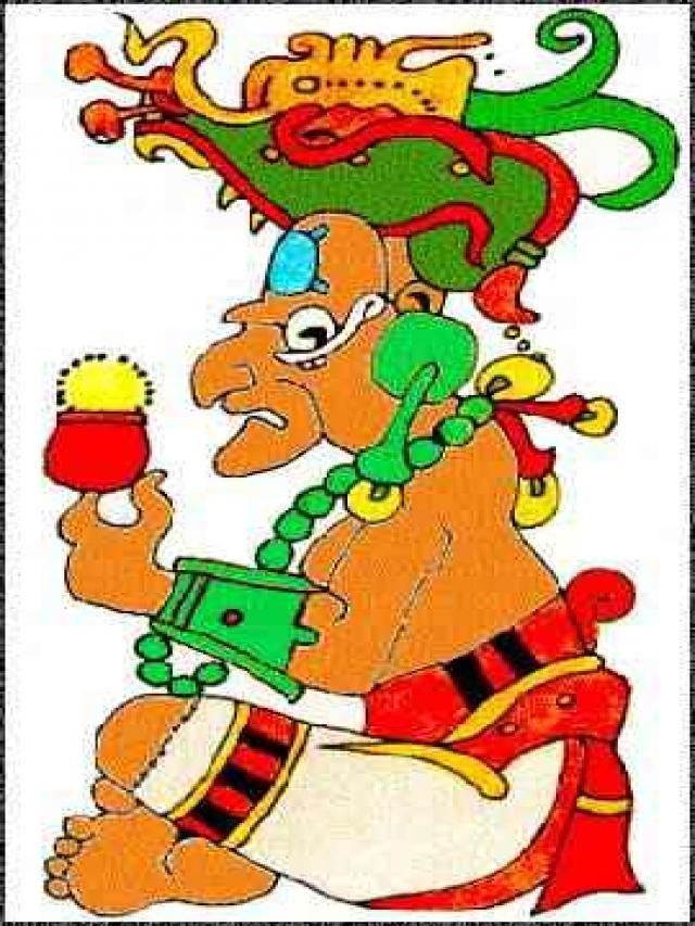 Resultado de imagen para religion maya dioses