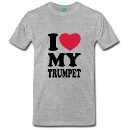 I Love My Trumpet M