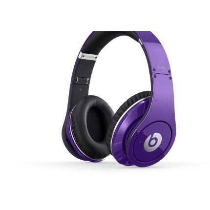 Purple Beats by Dre™ Studio Headphones