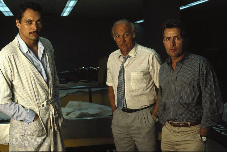Martin Sheen, Jimmy Smits, and Robert Loggia