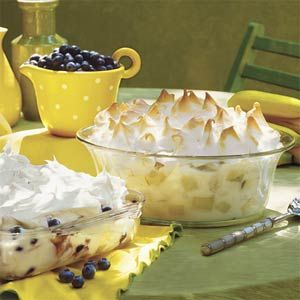 Pound Cake Banana Pudding,This recipe is inspired by the one served at the famous Mrs. Wilkes' Dining Room in Savannah, Georgia. Look for pound cake in the frozen dessert case of the supermarket.