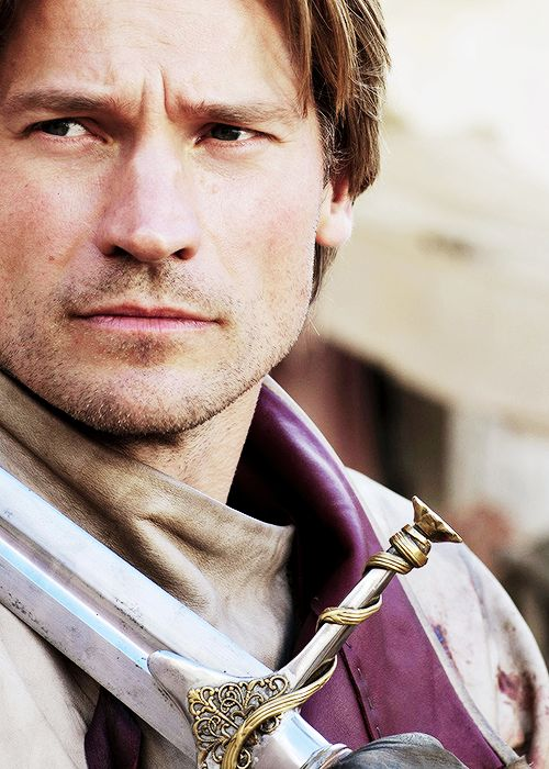 Jaime Lannister is easily one of my favorite GOT characters