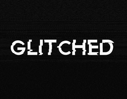 다음 @Behance 프로젝트 확인: \u201cGlitched Font\u201d https://www.behance.net/gallery/29840861/Glitched-Font