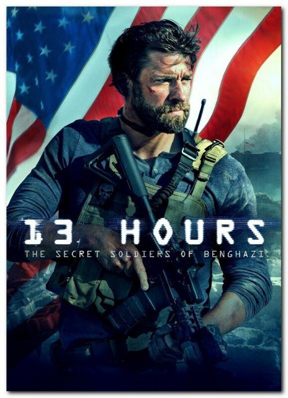 13 Hours Movie Poster 24x36 Frame Ready Usa Shipped Films Hd Bon Film Regarder Film Gratuit