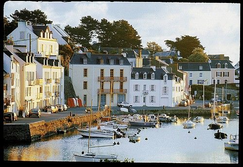 Brittany (Bretagne) Picture Gallery and Photo Tour: The Belle-Ile-en-Mer Island