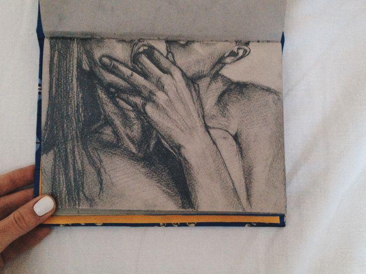 art, sex, рисунок, графика, секс, страсть, пара