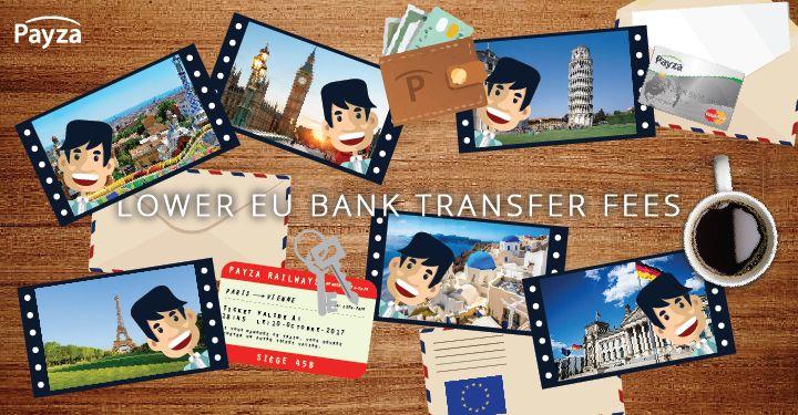 Payza Lowers Euro Bank Transfer Deposit Fee