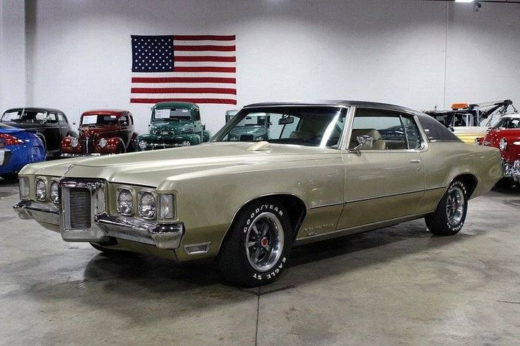 1969 Pontiac Grand Prix for sale #1890736 | Hemmings Motor News