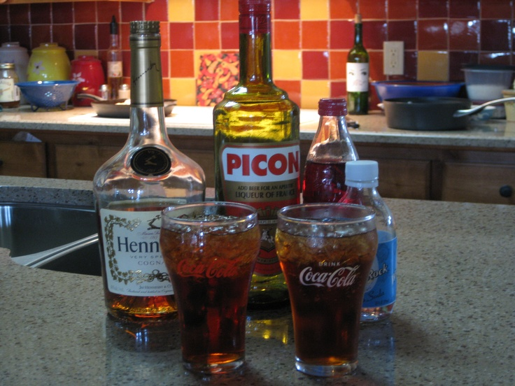 Picon Punch...subbing Amaro CioCiaro for Amer Picon and it is really good!
