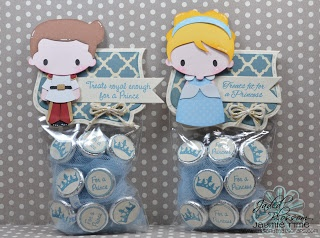 Created by Jaymie using Knight Bites, 100% Princess, Royal Candies, Fancy Topper Die, Flag Die and 3x4 bags. http://jadedblossom.bigcartel.com/