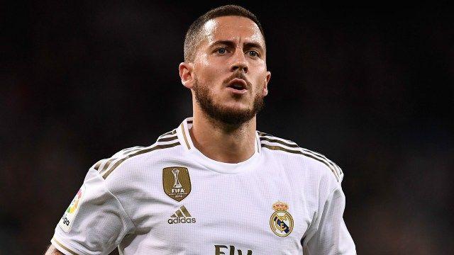 Hazard Loves Hamburgers Courtois Has Big Ego0 In 2020 Real Madrid Liverpool Players Eden Hazard