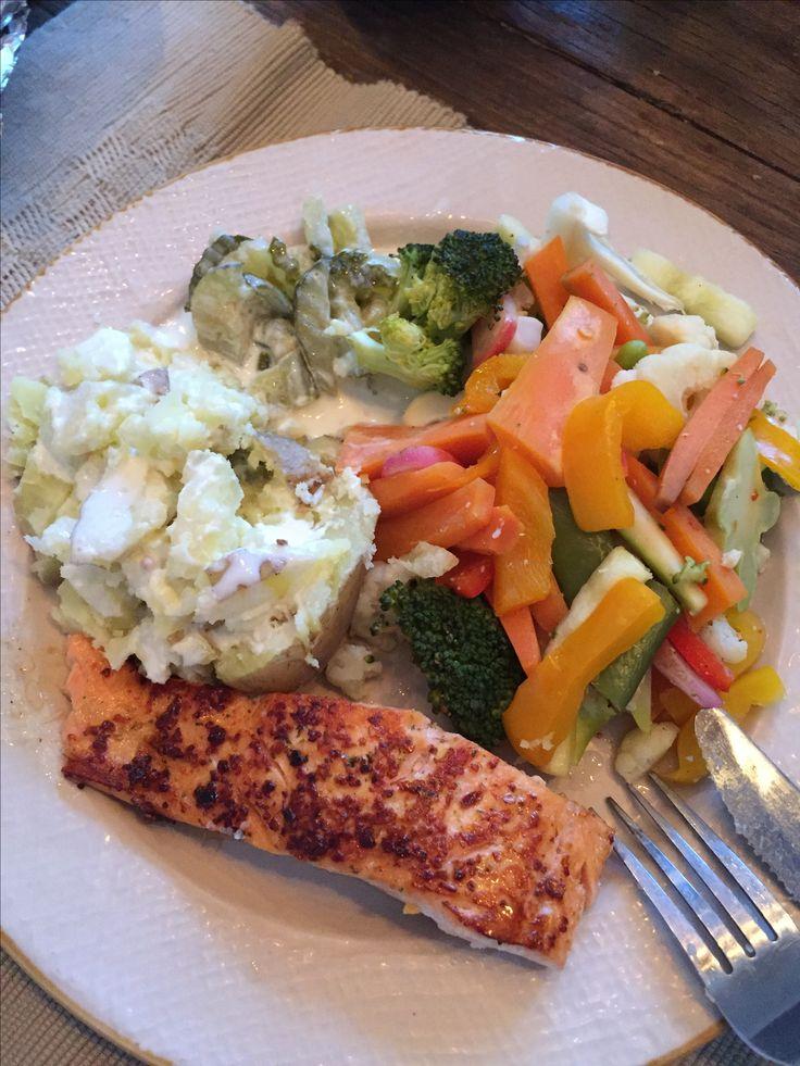 Healthy food ✌🏻 #foreverbluedoor