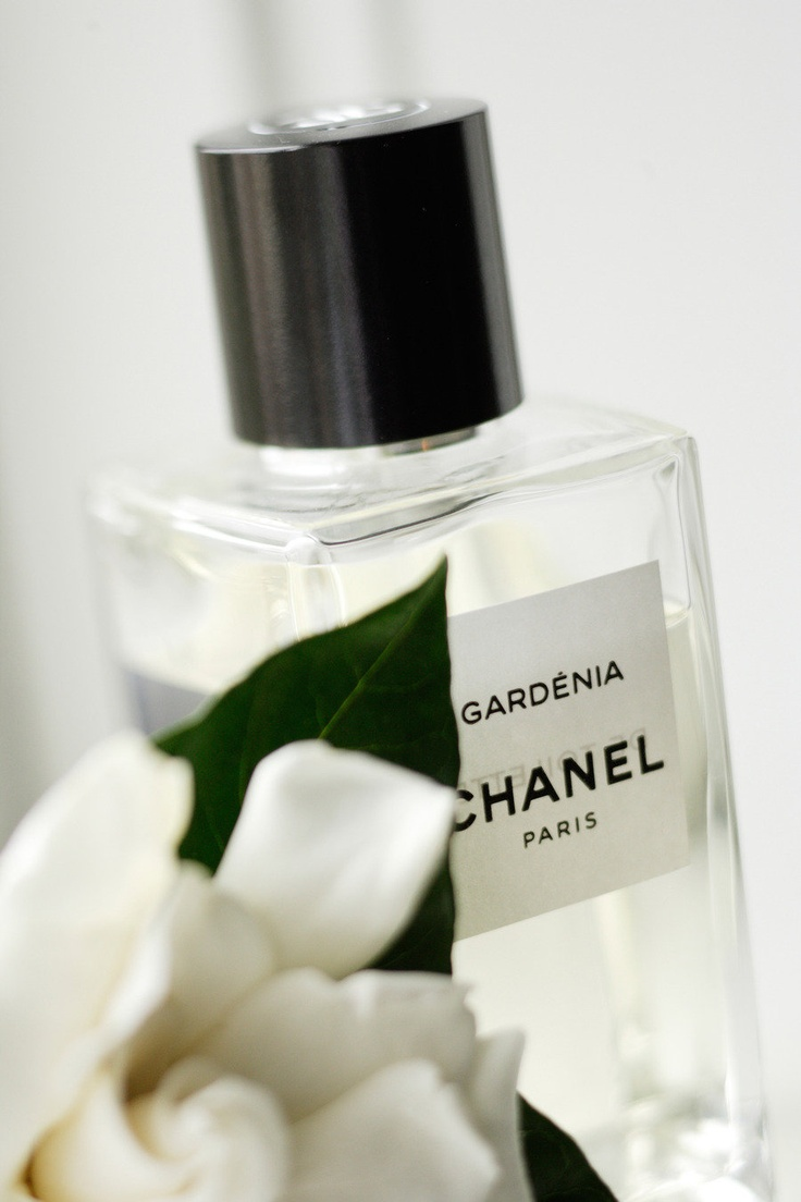 Chanel Gardenia ..vintage feel, not true-to-life gardenia smell, but so…