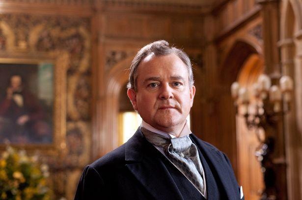 Hugh Bonneville as Robert Crawley Earl of Grantham