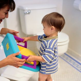 Make your tot's transition from diapers to the bathroom easier with the best potty seat. Learn how to find the right one for your little one here.