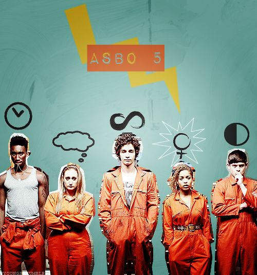 MisFits. Seriously good. You must watch it. Hulu.