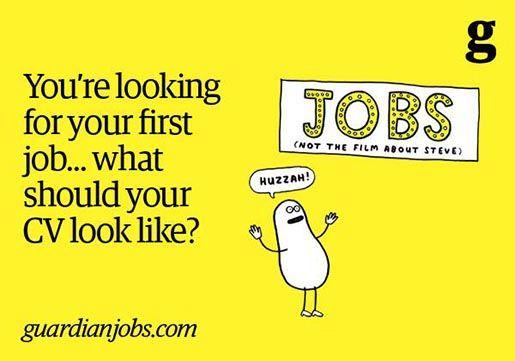 Guardian Jobs CV