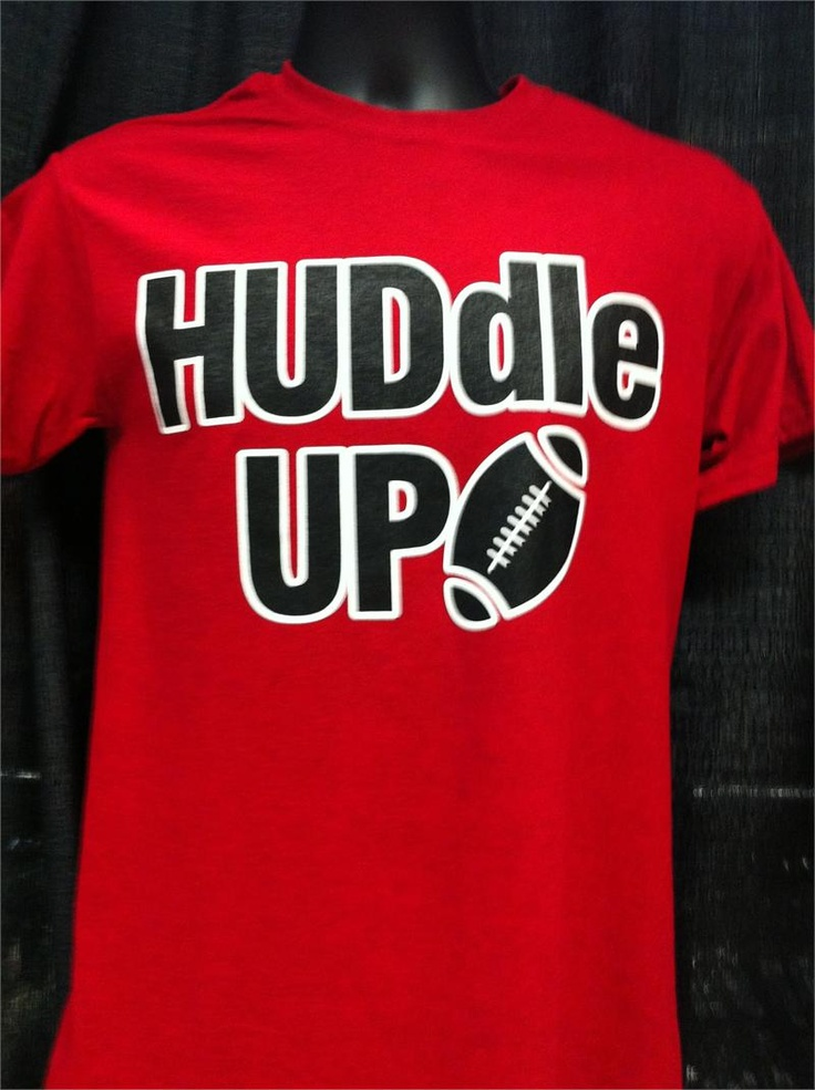 HUDdle Up- front UL Ragin Cajun Football