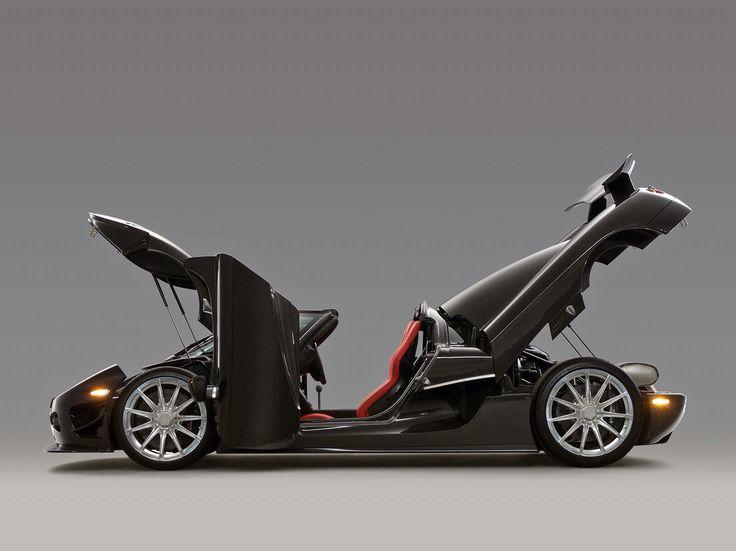 Koenigsegg Ccxr Trevita Million Swedish Supercar Super