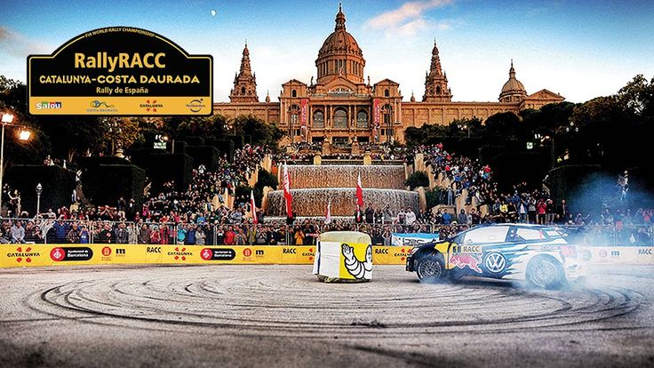 Shakedown Rallye d'Espagne 2016