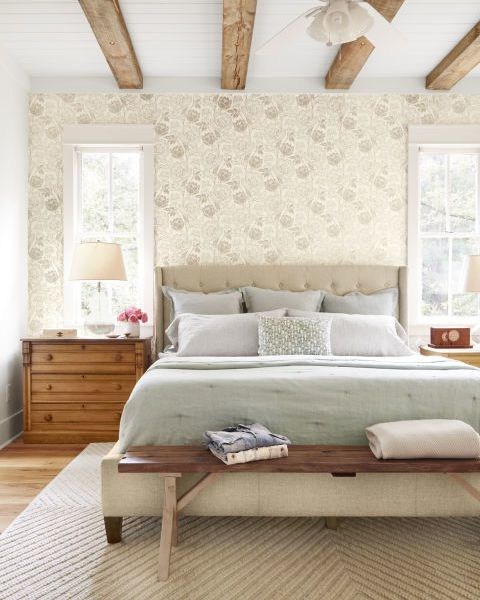 17 best images about master bedroom on pinterest sea salt paint master bedrooms and farrow ball Master bedroom ceiling beams