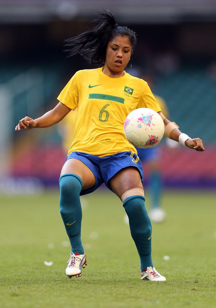 Olympics Day -2 - Women's Football - Cameroon v Brazil - Pictures