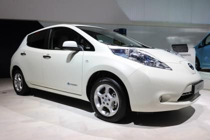 Used Nissan Leaf review