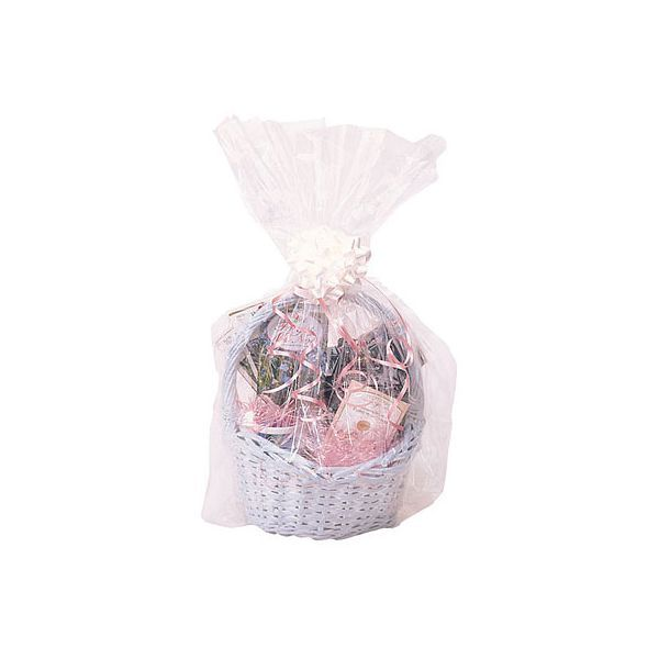 Clear cello basket bag cello baskets and bags