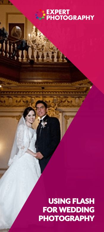 8 Best Wedding Flash Photography Techniques
