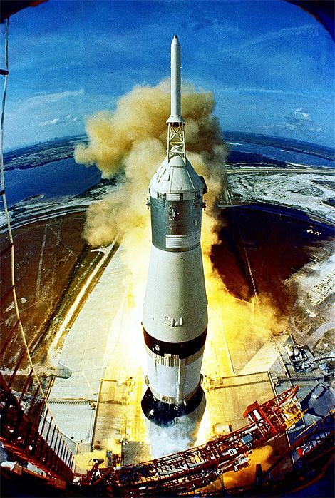Apollo 11 - Neil Armstrong (1969) http://coolerthanbefore.tumblr.com/post/7775142087/apollo-11