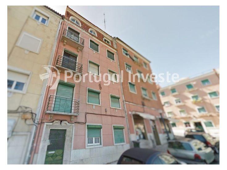 Vende prédio, 5 habitações, na Penha de França. Excelente investimento - Portugal Investe