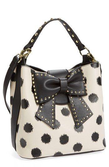 Betsy Johnson Bucket Bag available at #Nordstrom