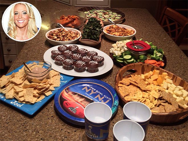 Game Day Grub! Celebs' Best Super Bowl Dishes - KATE GOSSELIN photo | Kate Gosselin