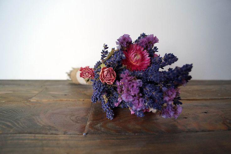 Lavender bouquet lavender wildflowers wedding bouquet lavender bouquet diers dried flowers provence lavender wedding decor for bridesmaid by WeddingDesignForYou on Etsy