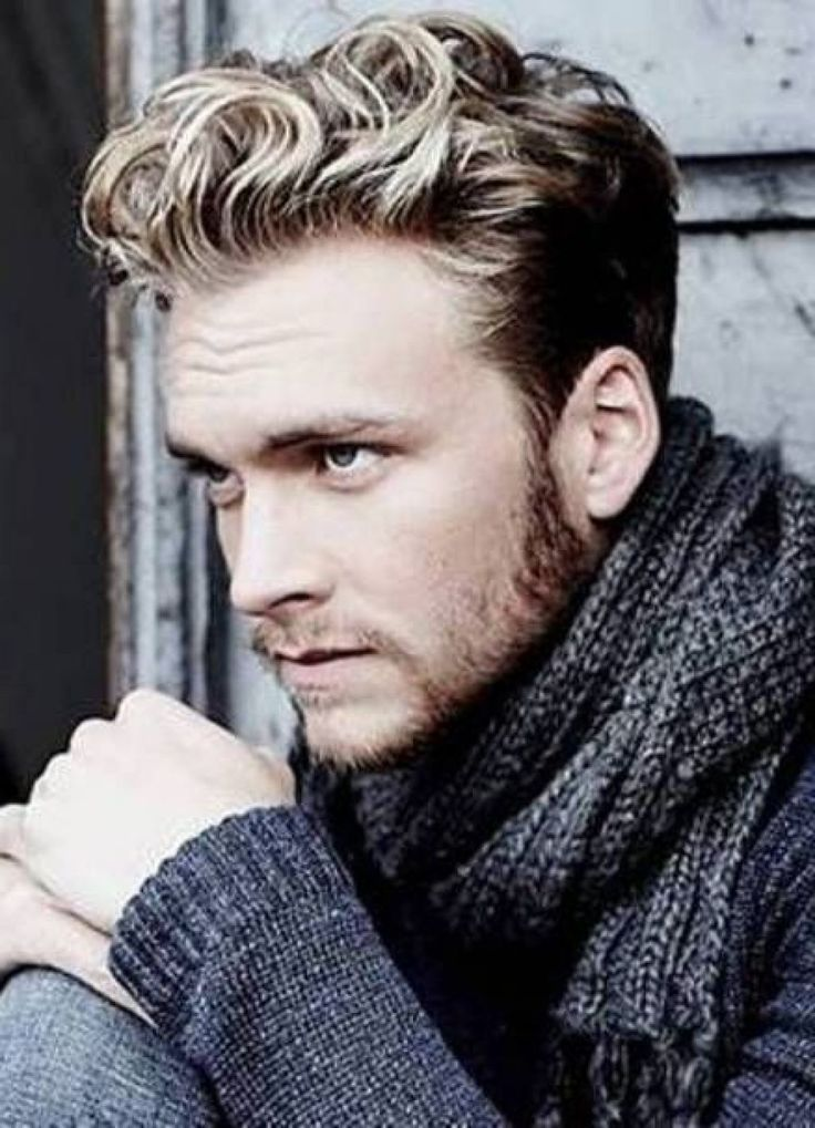 Top 10 Hairstyles For Guys With Blonde Hair 2020 Trends