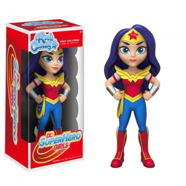 Rock Candy - DC Super Hero Girls - Wonder Woman