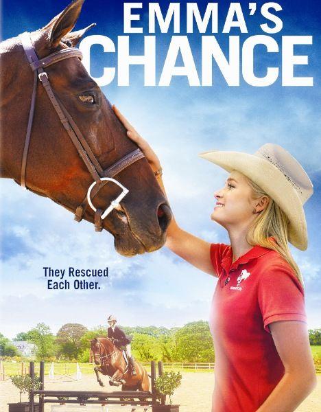Шанс Эммы / Emma's Chance (2016/WEB-DL/WEB-DLRip)  В центре событий картины находится девочка по имени Эмма, занимающаяся общественной деятельностью на ферме по спасению лошадей. Здесь героиня заводит необычную дружбу с лошадью по кличке Шанс, благодаря чему впоследствии в корне пересматривает собственные взгляды на жизнь и находит в себе силы выступить против недоброжелателей ранчо.