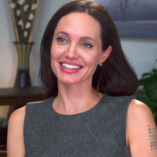 Angelina Jolie Just Wore the 1 Dress You'll Want This Fall