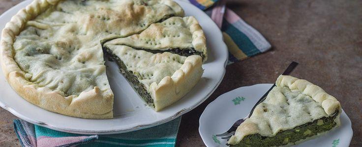 Erbazzone: torta rustica reggiana