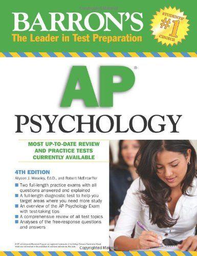 AP Psychology - Best AP Review Books