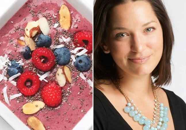 """A empresária norte-americana Amy Baglan costuma levar uma vida saudável. Não é à toa que seu principal projeto é o MeetMindful, um site de relacionamentos amorosos voltados para pessoas que prezam por uma vida recheada de alimentos saudáveis e exercícios físicos. Recentemente, contudo, ela decidiu passar por uma jornada para """"limpar"""" seu organismo: 21 dias sem açúcar, glúten, laticínios, carne vermelha, álcool, vegetais como batatas, berinjela e tomates e, segundo ela, o mais difícil, café…"""