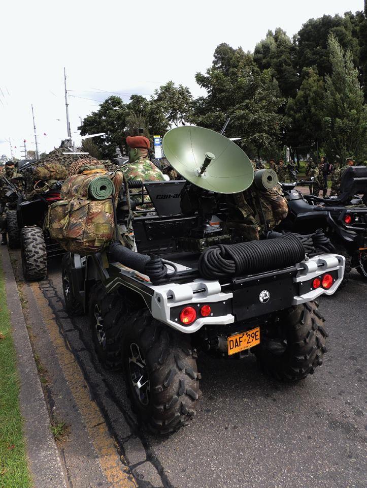 Desfile militar Colombia 20 de julio de 2017 - Página 2 - América Militar