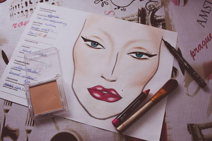 MUA simple eyeliner