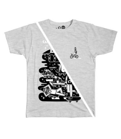 Le Cartel - T-shirt Envers et Contre Tous by Le monstr