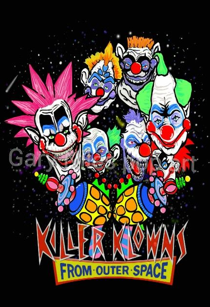 1000 images about killer klowns from outer space on pinterest for Killer klowns 2