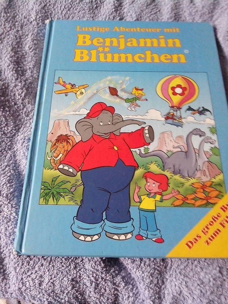 BENJAMIN BLÜMCHEN & BIBI BLOCKSBERG 4 BÜCHER!!! Plus1 Kassette Gratis Benjamin B