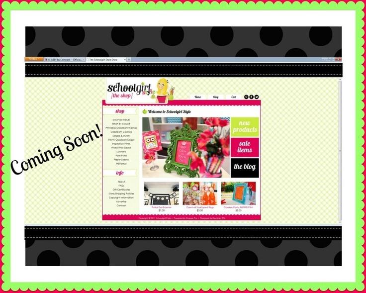 The new Schoolgirl Style Shop!  www.schoolgirlstyle.com