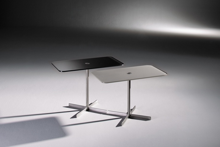 LIDO - these beautiful and extremely variable side tables fit simply everywhere. For more information: http://www.dreieck-design.com/en/products/side-tables/lido/