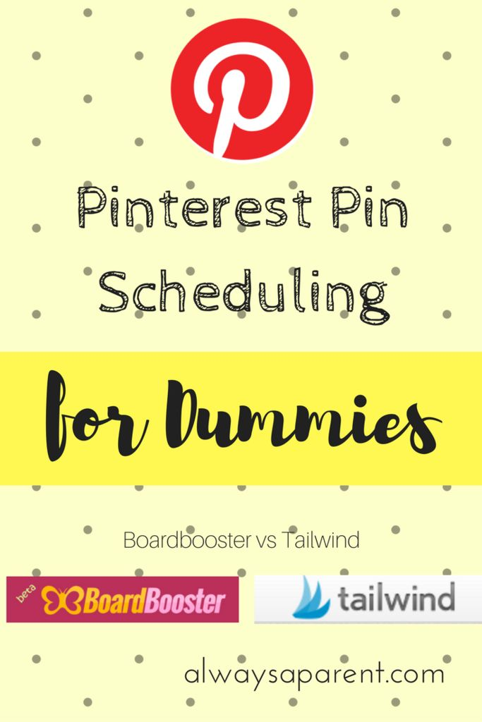 """Disclosure: This is a lengthy but exhaustive post about Pin Scheduling apps Board Booster and Tailwinds that I've put together from all that I have learned about them. If you, like me were confused by them and what they offer and trying to decide between the two, then this post is for you! I call this blog post """"Pinterest Pin Scheduling for Dummies"""" because I would qualify as a """"Dummie"""" in this instance. I was clueless about Pinterest when I first started my business ..."""